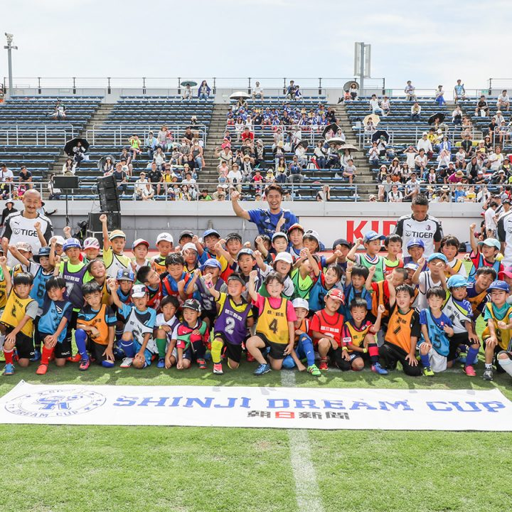 #ShinjiDream Cup in 大阪