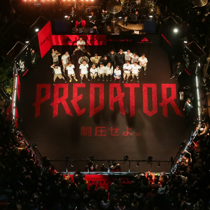 PREDATOR presents TANGO LEAGUE SHIBUYA vs HARAJUKU