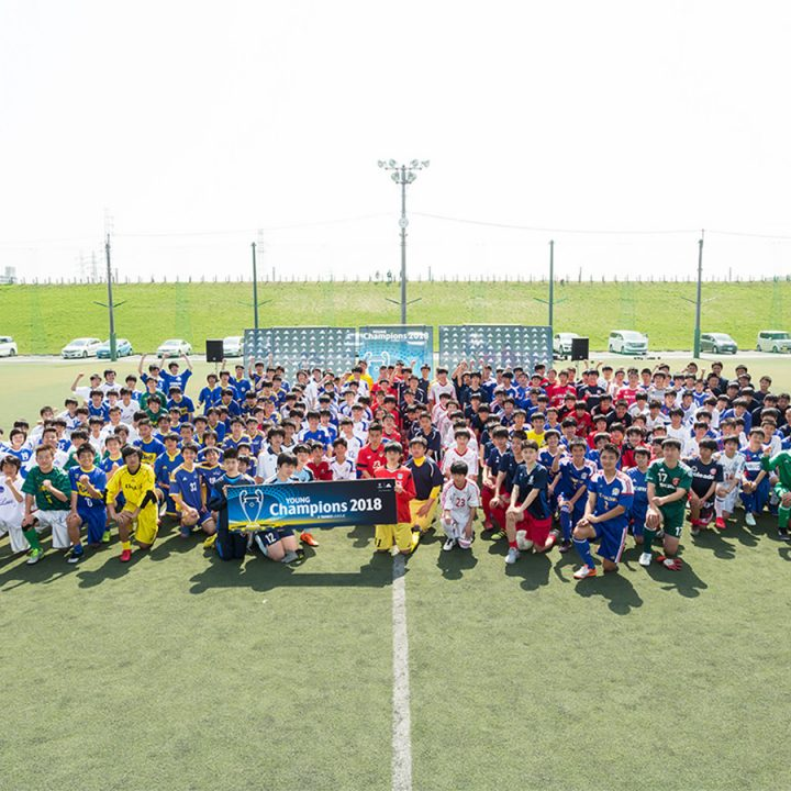 adidas UEFA Young Champions 2018 × TANGO LEAGUE 日本選抜大会
