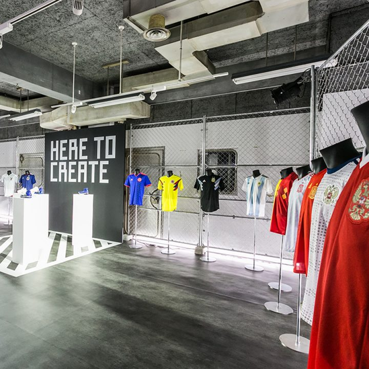 ADIDAS WORLD CUP DAY 2018