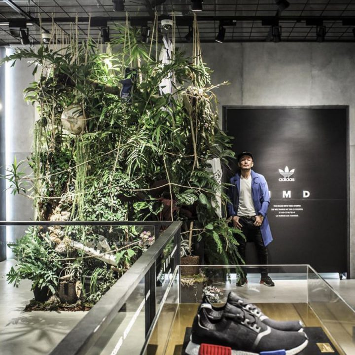 adidas Originals NMD Shop Installation