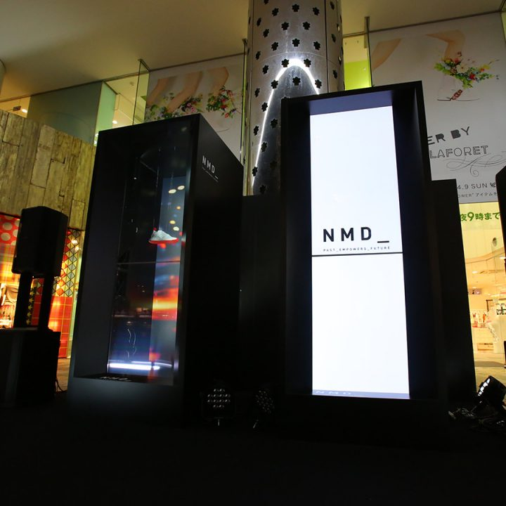 NMD 2017SS NOMADIC GUERRILLA SHOWCASE