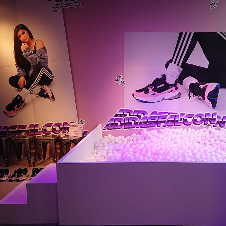 VOGUE FASHION'S NIGHT OUT 2018 in adidas Originals Flagship Store Tokyo