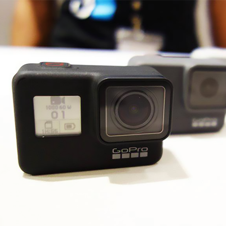 GoPro Press Conference