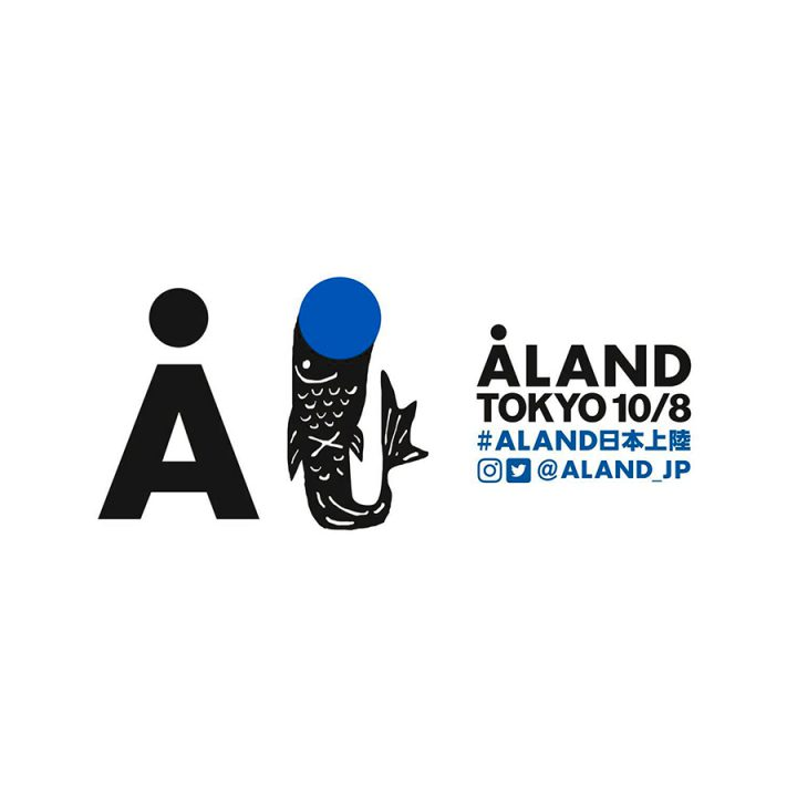 ALAND TOKYO Press Conference